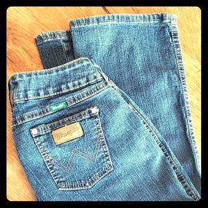 "Wrangler Premium Patch Jeans 31""x 34"""